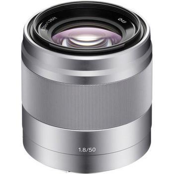 Rent Sony E 50mm f/1.8 OSS Lens
