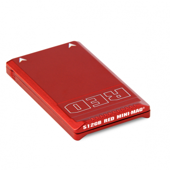 Rent Red 512 GB Mini- Mag