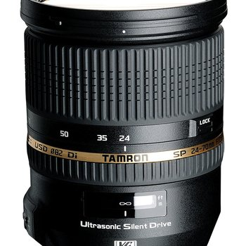 Rent 24-70 f2.8 zoom lens for Canon