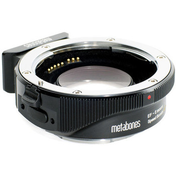 Rent Metabones EF - E Mount Speed Booster