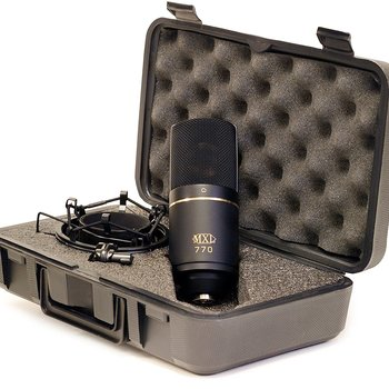 Rent Marshall MXL 770 - Record what you hear