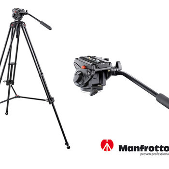 Rent Manfrotto Video Tripod and Head - Tried and True