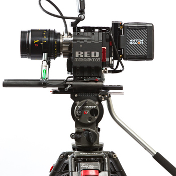 Rent RED 6k Dragon w/ Cooke MiniS4 Kit, O'Connor Tripod, Goldmount Batteries