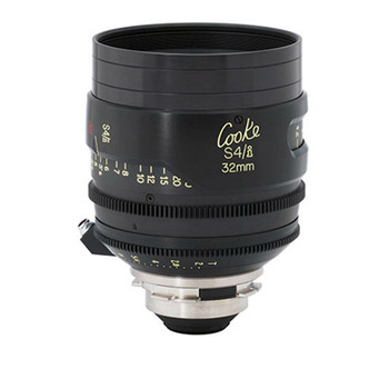Rent Cooke Mini S4/i 32mm T2.8