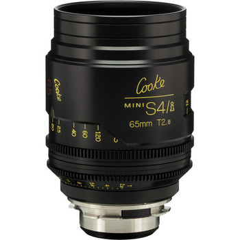 Rent Cooke Mini S4/i 65mm T2.8