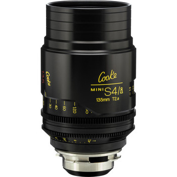 Rent Cooke Mini S4/i 135mm T2.8