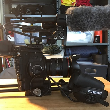 Rent Canon C300 Ready to Shoot Rig w/ Canon 24-105 L