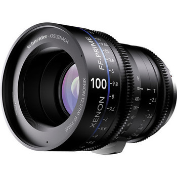 Rent Schneider Xenon FF 100mm T2.1 Lens with Canon EF