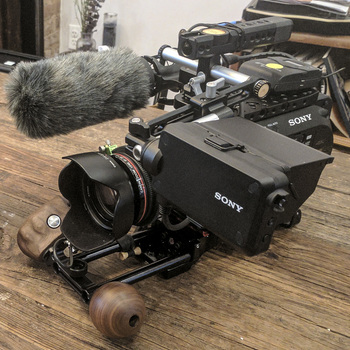 Rent Sony FS7 Mark ii Package