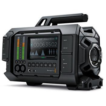 Rent Blackmagic Design URSA 4K v2 (EF Mount) + 5 Lexar 256GB 3600x CFast 2.0 Memory Cards+ ORCA OR-10 Video Camera Trolley Bag