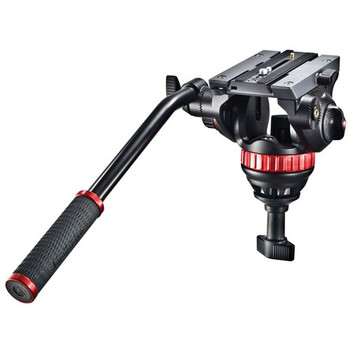 Rent Manfrotto 502HD Fluid Head with 100mm ball mount