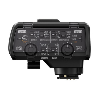 Rent Panasonic DMW-XLR1 Audio Unit for GH5 Cameras