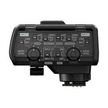 Rent Panasonic DMW-XLR1 Audio Unit for GH5 Cameras
