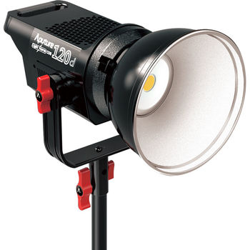 Rent Aputure Light Storm COB 120d LED Light (Daylight balanced)