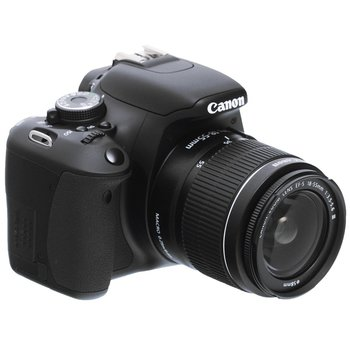 Rent Canon 600D (T3i) Entry Level DSLR - Crop Frame Sensor