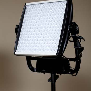 Rent (1) Astra 1x1 BiColor LED Panel w/ Optional V-Mount Battery Plate
