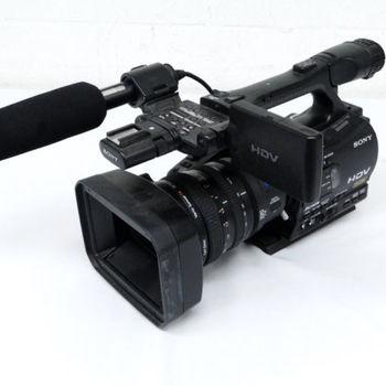 Rent HDV Camera