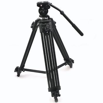 Rent Durable, low-cost Fluid Head Tripod