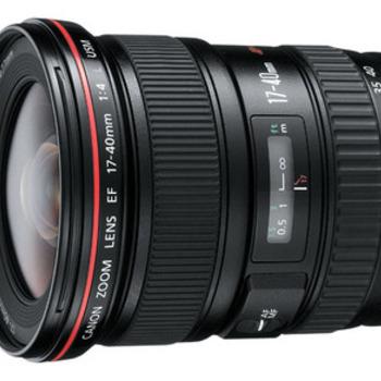 Rent EF 17-40mm f/4L I USM