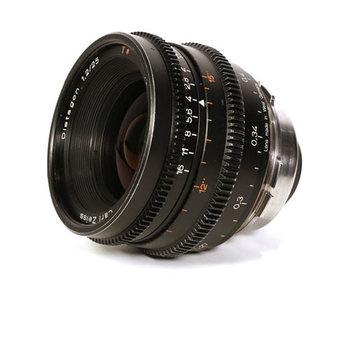 Rent Zeiss Superspeed MKII 25mm T1.3