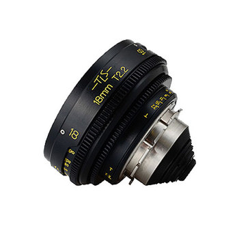 Rent Cooke Speed Panchro 18mm S3 T2.2