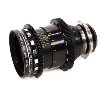 Rent Bausch & Lomb Super Baltar 6x Lens Set