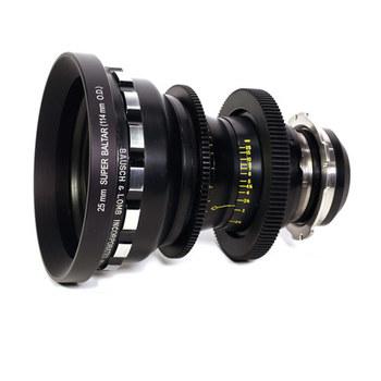 Rent Bausch & Lomb Super Baltar 25mm T2.3
