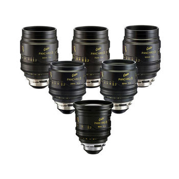 Rent Cooke Mini S4/i 6x Lens Set