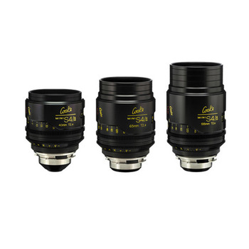 Rent Cooke Mini S4/i 3x Lens Set
