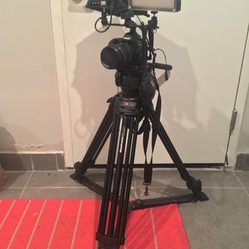 Rent Canon 5Dmii video kit