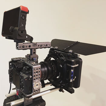 Rent Sony A7s II Cinema Package w/ Cine Lenses, Ronin & Tripod