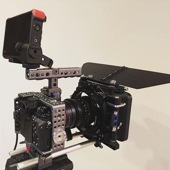 Rent Sony A7s II Cinema Package w/ Rokinon Cine Lens Kit
