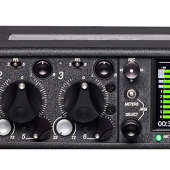 Rent Sound Devices 633 with Orca Case