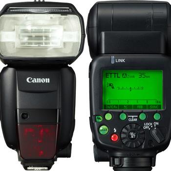Rent Canon Speedlite 600EX‑RT
