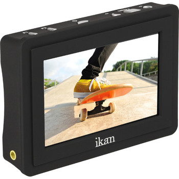 "Rent ikan VL35 3.5"" 4K HDMI On-Camera LCD Monitor"