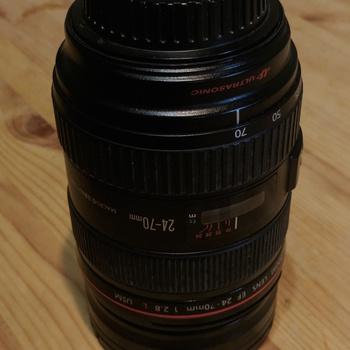Rent Canon 24-70mm f/2.8 L USM