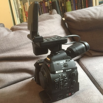 Rent Canon C300 Cinema Camera