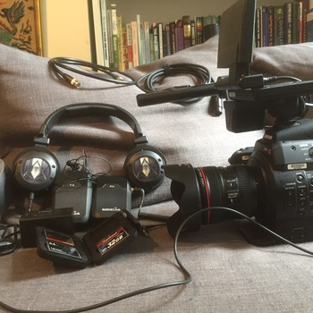 Rent Canon EOS C300 Cinema Camera FILMMAKERS BUNDLE