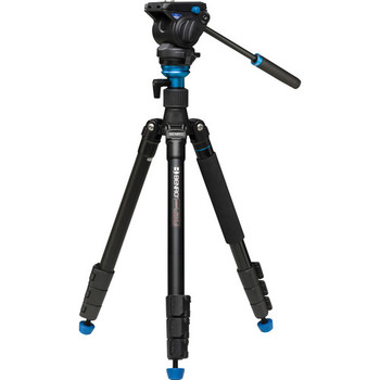 Rent Benro Aero 4 Video Travel Angel Tripod Kit