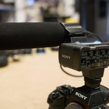 Rent Sony XLR-K2M