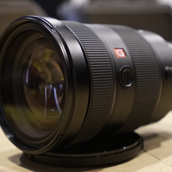 Rent Sony 24-70mm f/2.8 G OSS Lens