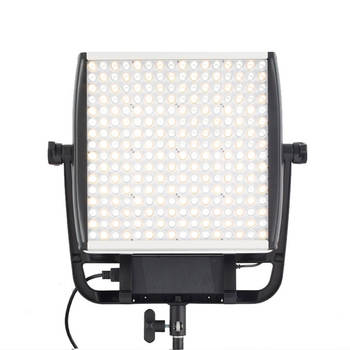 Rent 2x LITE PANEL 1x1 Bi Color LED with stands plus 2 ARRI 300W  + a lowell 250W Spot