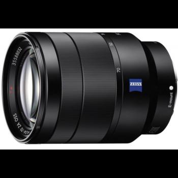 Rent Sony Vario-Tessar T* FE 24-70mm f/4 ZA OSS Lens Sony 24-70