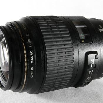 Rent Canon Canon EF 100mm f/2.8 Macro USM Lens