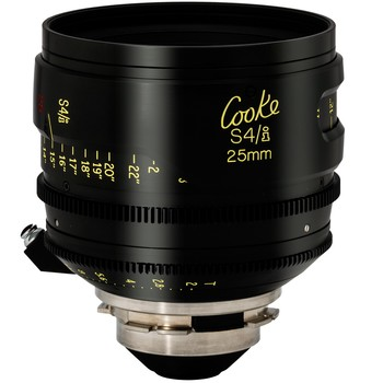 Rent Cooke 25mm S4/i T2 PL-Mount