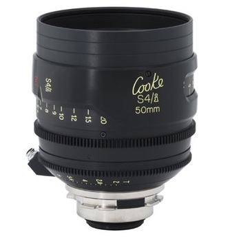 Rent Cooke 50mm S4/i T2 PL-Mount
