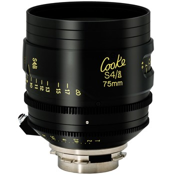 Rent Cooke 75mm S4/i T2 PL-Mount