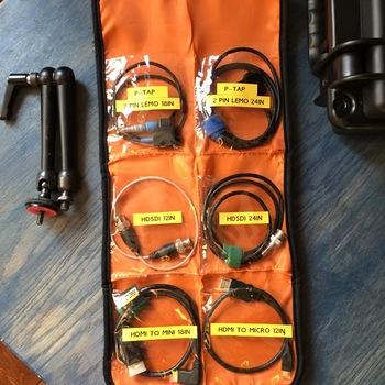 Rent SMALL HD // 703 ULTRA BRIGHT w/ Sdi & Hdmi Monitor + Anton Bauer Plate + Accs