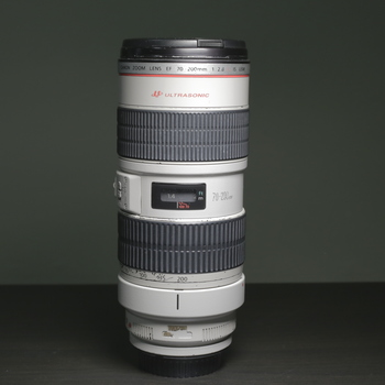 Rent Canon 70-200mm 2.8 Lens IS USM