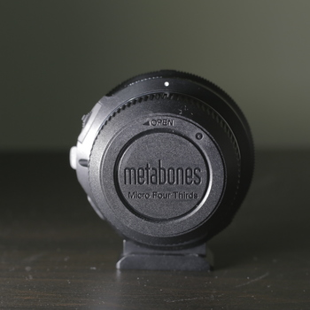 Rent Metabones T Speed Booster XL 0.64x Adapter for Full-Frame Canon EF-Mount Lens